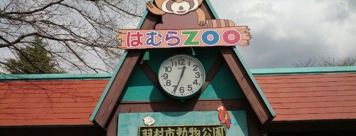 羽村市動物公園 is one of 東京都:マンホールカード配布.