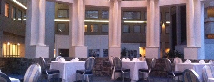 Stamford Plaza Hotel & Conference Center is one of Tempat yang Disukai Alberto J S.