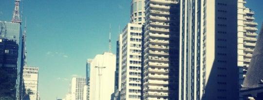 Avenida Paulista is one of Lugares que recomendo - SP.
