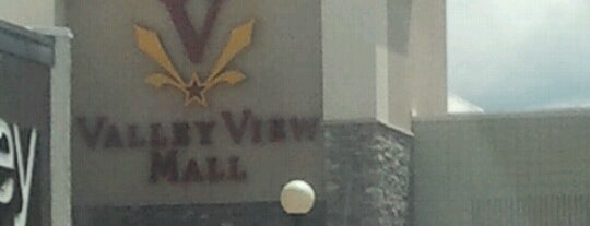 Valley View Mall is one of Tomek 님이 좋아한 장소.