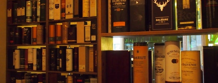 Whisky + Alement is one of Where to drink in Melbourne.