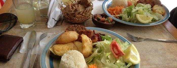 Ital Comida Vegetariana is one of Ruta Vegetariana.