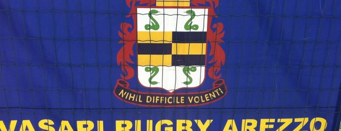 Vasari Rugby Arezzo is one of Rugby.