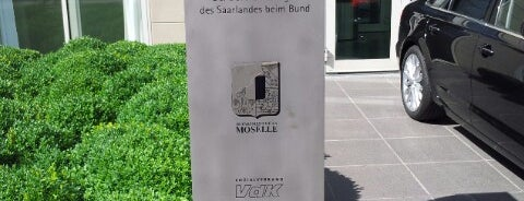 Vertretung des Saarlandes beim Bund is one of Christoph's Liked Places.