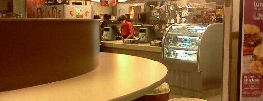 McDonald's is one of SumofJb'sFavs.