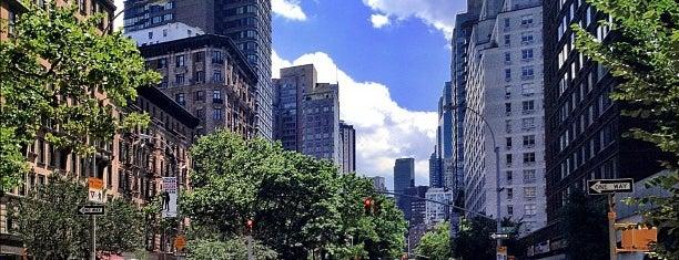 Upper West Side is one of Manhattan Neighbourhoods.