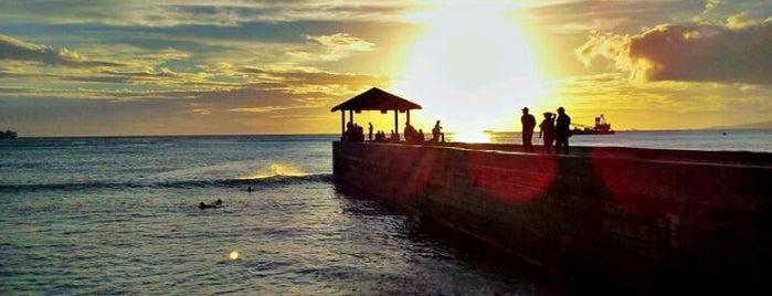 Waikiki Pier is one of Hawaii 2014 LenTom.