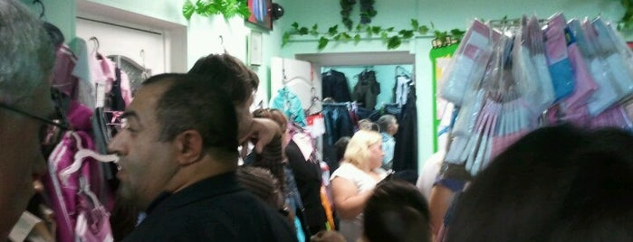 Магазин фабрики одежды «Жанна» is one of Сп.