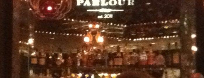 The Parlour at El Cortez is one of Fremont Street Pub Crawl Favorites.