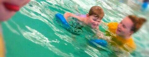 Emler Swim School is one of Orte, die Macey gefallen.