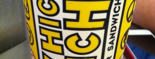 Which Wich? Superior Sandwiches is one of ᴡᴡᴡ.Jared.luyq.ru's Liked Places.