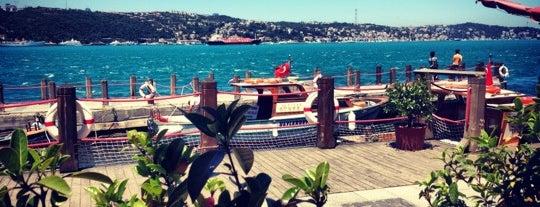 Beylerbeyi Marina Balik is one of Kahvalti & Brunch.