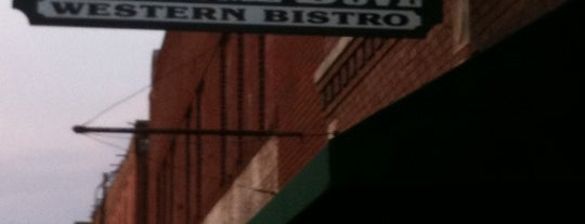 Lonesome Dove Western Bistro is one of Explore the Stockyards.