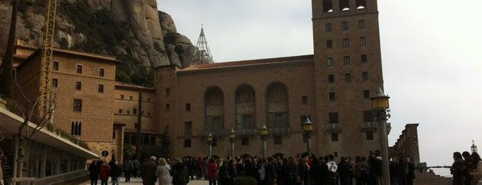Mosteiro de Monserrate is one of I love Barcelona!.