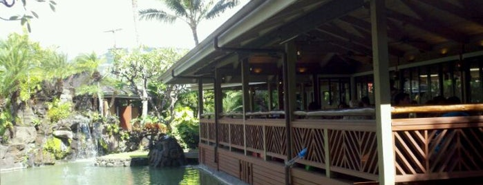 The Willows is one of Favorite Local Kine Hawaii.