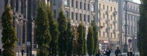 Przystanek Marcinkowskiego is one of Poznan!.