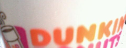 Dunkin' is one of GC.
