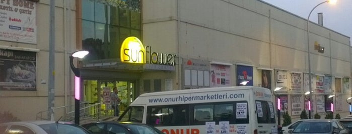 Sunflower Life Center is one of ALIŞVERİŞ MERKEZLERİ / Shopping Center.