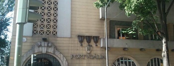 Portugália is one of Restaurante2.