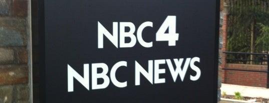 NBC News Washington Bureau is one of D.C..