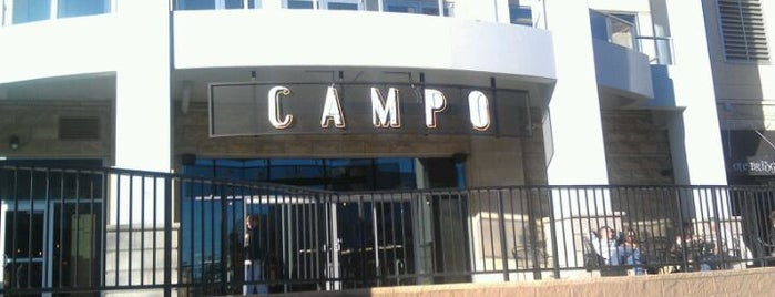 CAMPO is one of Reno.