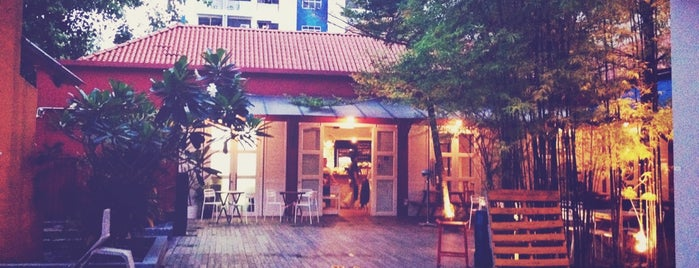 Artichoke Café + Bar is one of Project #2 singa.