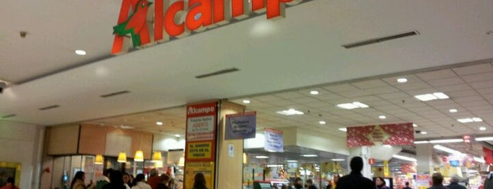 Alcampo is one of Compras.