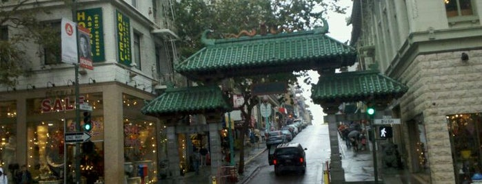 Chinatown Gate is one of Must Visit Spots In San Francisco.