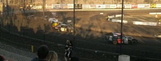 Bakersfield Speedway is one of Bucket List for Gearheads.
