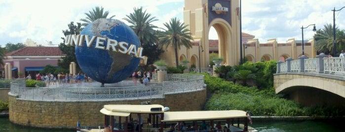 Universal Studios Florida is one of I  2 TRAVEL!! The ATLANTIC COAST✈.