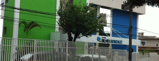 Colegio Silvio Gonzalez - Ens. Fundamental II e Medio is one of Locais curtidos por Narjara.