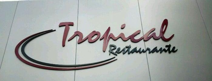Tropical Restaurante is one of Locais salvos de Wesley.