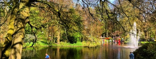 Keukenhof Willem-Alexander Paviljoen is one of Cool Places to Visit.