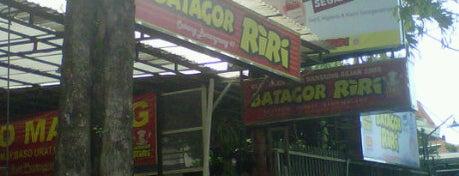 Batagor Riri is one of My Hometown.