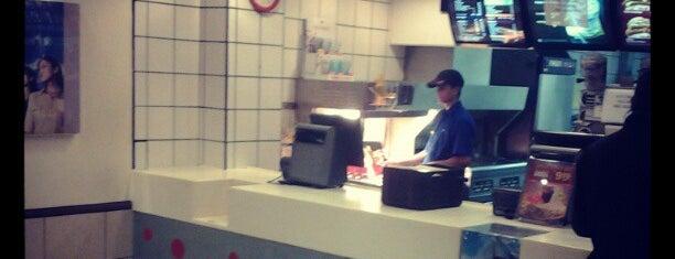 McDonald's & McCafé (Mekdi) is one of Wayne : понравившиеся места.