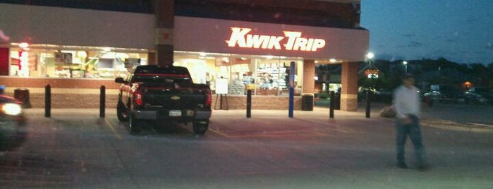 KWIK TRIP #886 is one of Services.