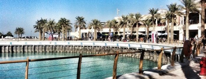 Marina Mall is one of Orte, die Atiya gefallen.