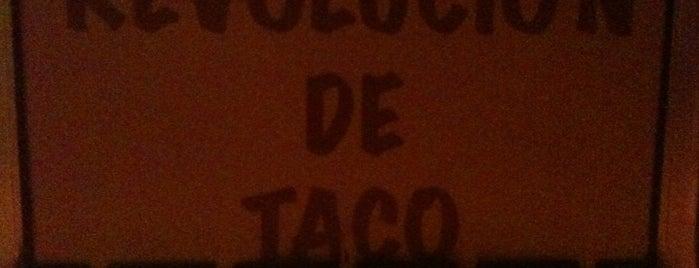 Oaxaca Taqueria is one of Brooklyn's best spots.