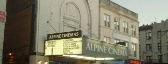 Bay Ridge Alpine Cinema is one of Lugares favoritos de Michael.