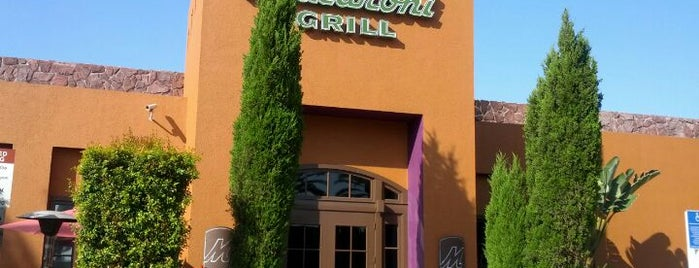 Romano's Macaroni Grill is one of OC.