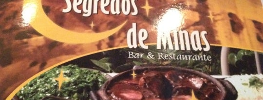 Segredos de Minas is one of My food places.