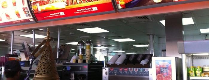 McDonald's is one of Lieux sauvegardés par Francisco.
