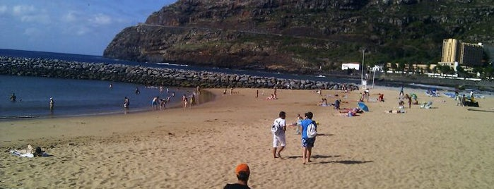 Praia de Machico is one of Madeira.