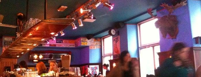 Café de Zaak is one of Misset Horeca Café Top 100 2012.