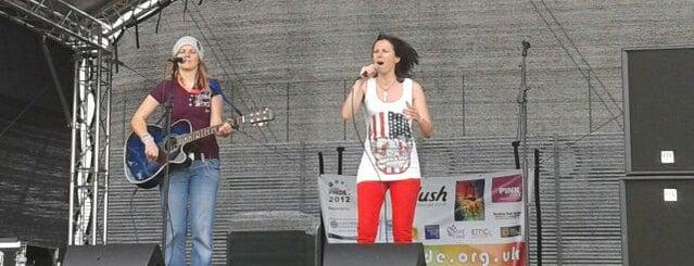 Oxford Pride Festival is one of mamma.