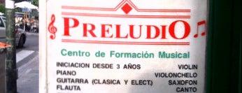 Academia De Música Preludio is one of Cultureta.