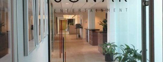 Sonar Entertainment is one of Tempat yang Disukai Joyce.