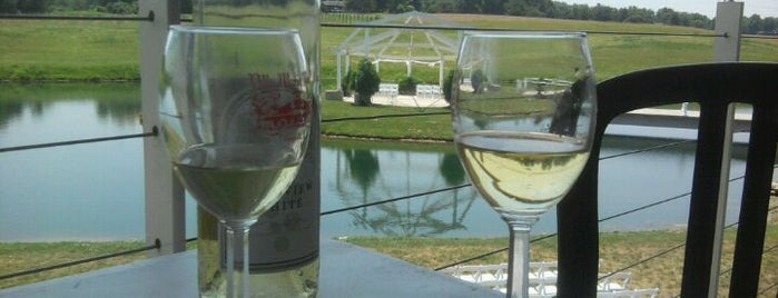 Villa Marie Winery & Banquet Center is one of Wineries and Microbreweries around St. Louis.