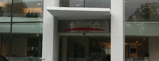 Atika is one of Locais salvos de Paula.