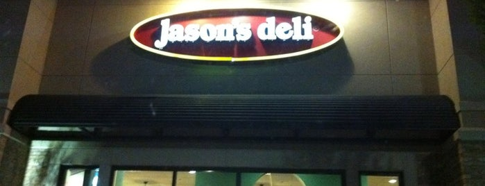 Jason's Deli is one of Teresaさんのお気に入りスポット.